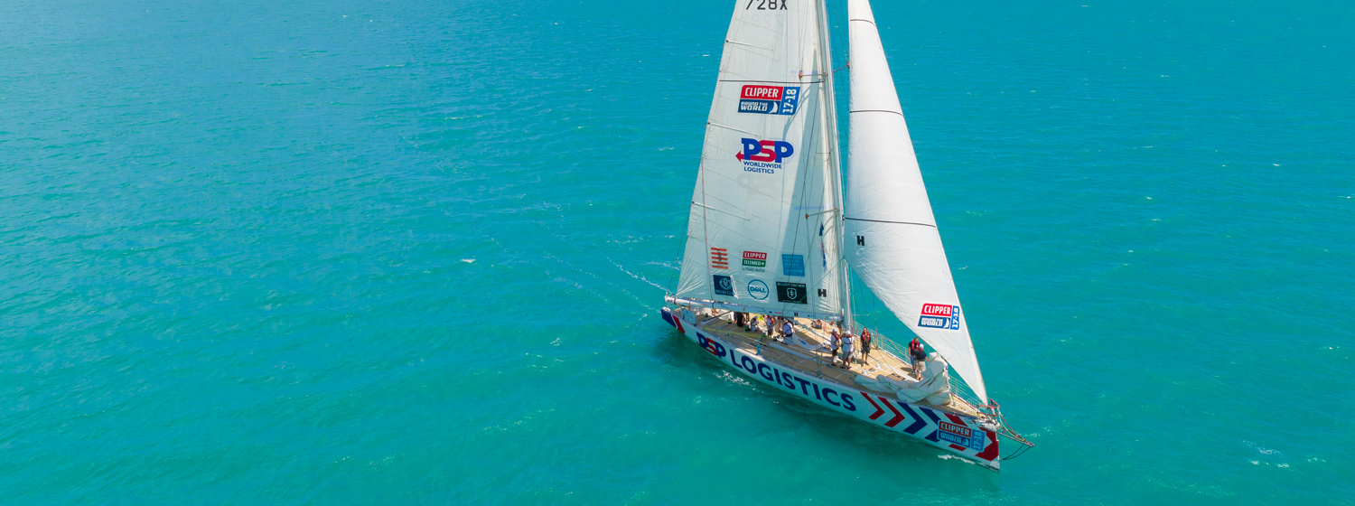 Clipper Race in Whitsundays