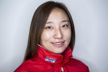 Xiaoyu (L) Luo