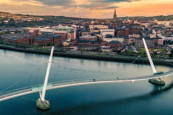 Derry~Londonderry, Northern Ireland